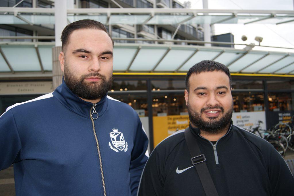 Abdelmajid en Mimoun